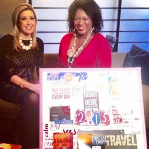 {Click photo to see my WCCO This Morning Segment on New Year's Resolutions}
