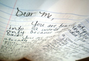 Letter to Self