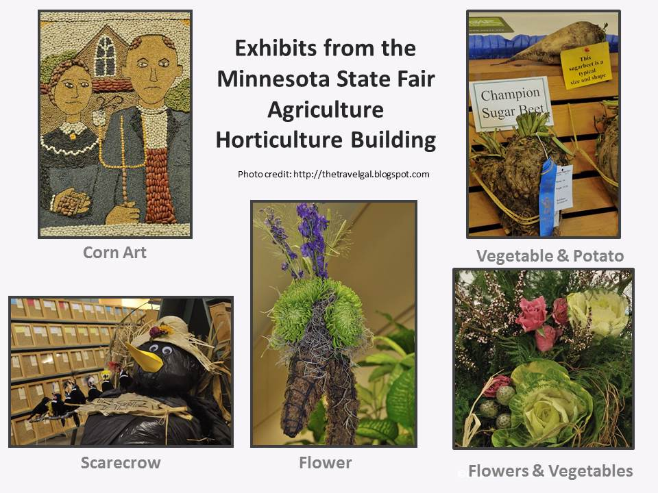 Agriculture Horticulture Building Exhibits