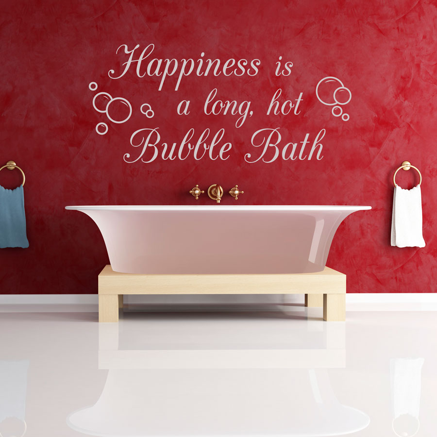 Seize the Day with a Bubble Bath