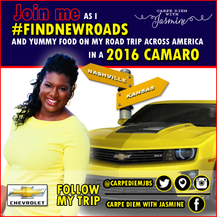 Find New Roads with Camaro