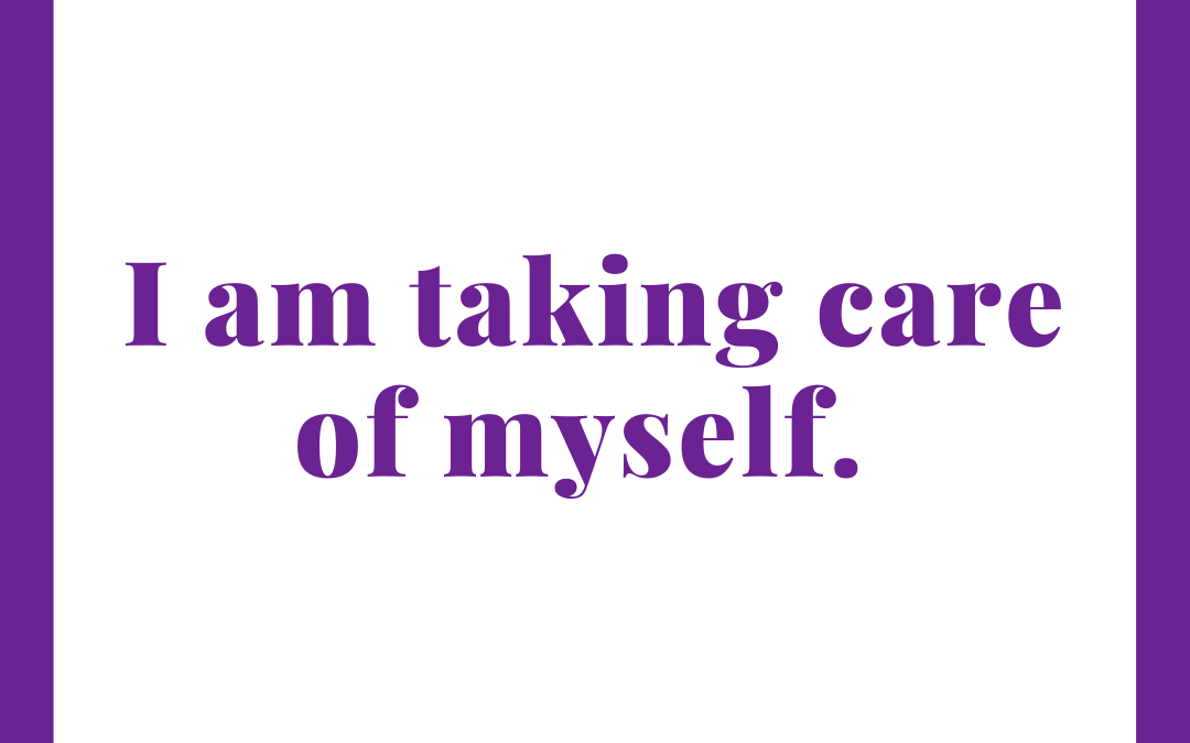 Weekly Affirmation for the Week of May 18, 2020