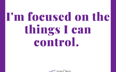 Weekly Affirmation for the Week of January 11, 2021